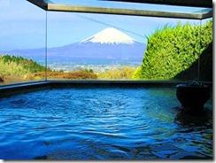 御殿場温泉会館富士山
