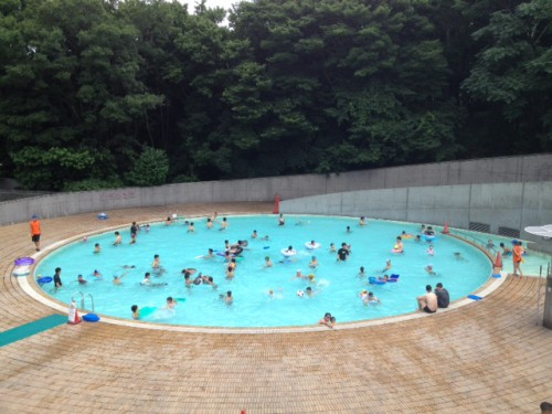 茅ヶ崎公園市民プール
