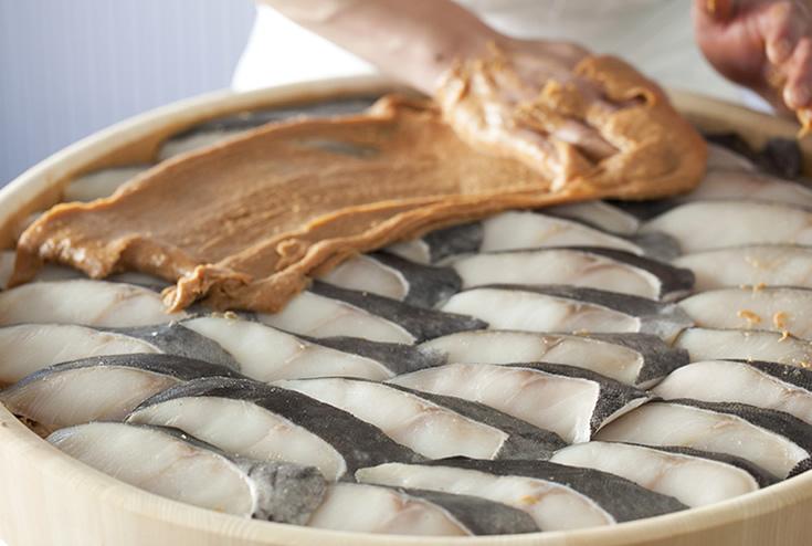 魚久京粕漬