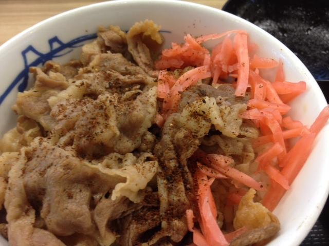 黒胡麻焙煎七味 (3)
